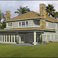 088 Architecture Traditional Residential Exteriors